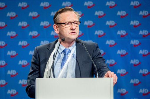 AfD pocht auf Vorsitz im Untersuchungsausschuss
