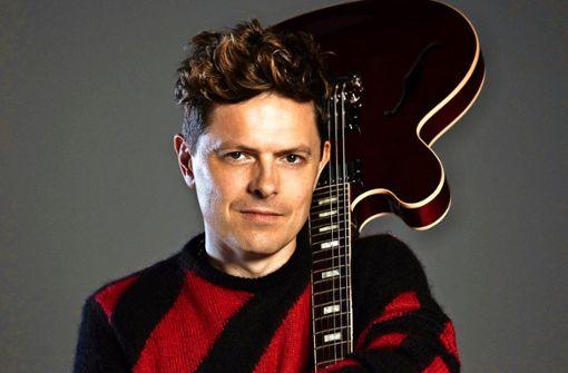 Michael Patrick Kelly macht am 13. Juni den Auftakt beim Festival auf dem Stuttgarter Flughafen.