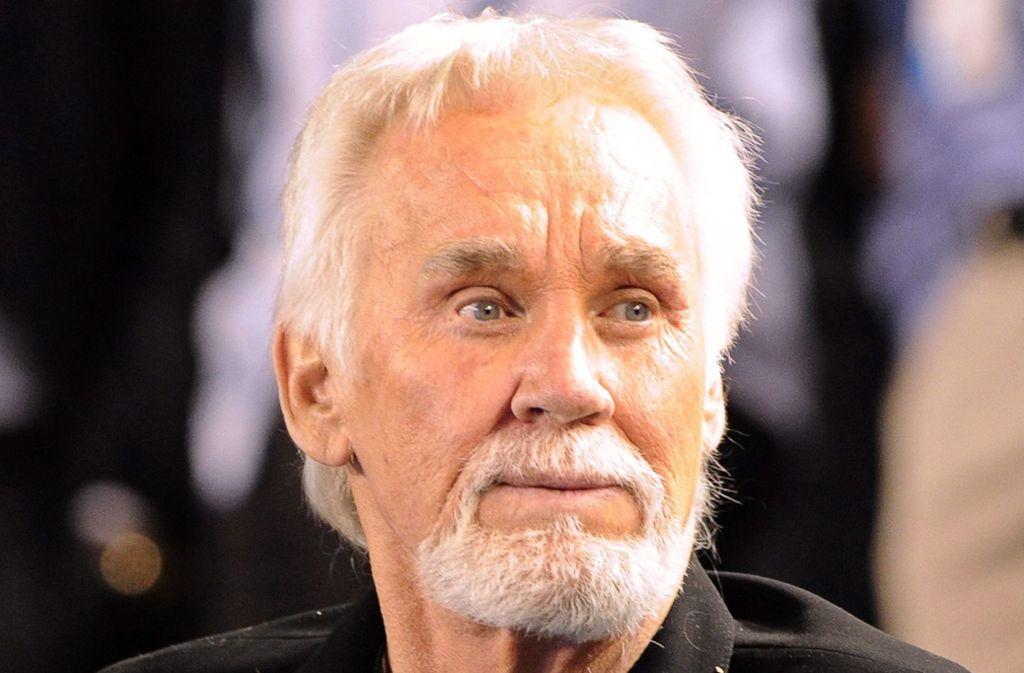 Kenny Rogers wird 80 Jahre alt Foto: dpa