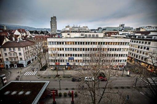 Stuttgarter innenstadt ein neues hotel hinter dem rathaus for Designhotel stuttgart