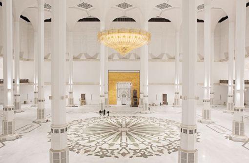 Deutsche Architekten errichten Mega-Moschee in Algier