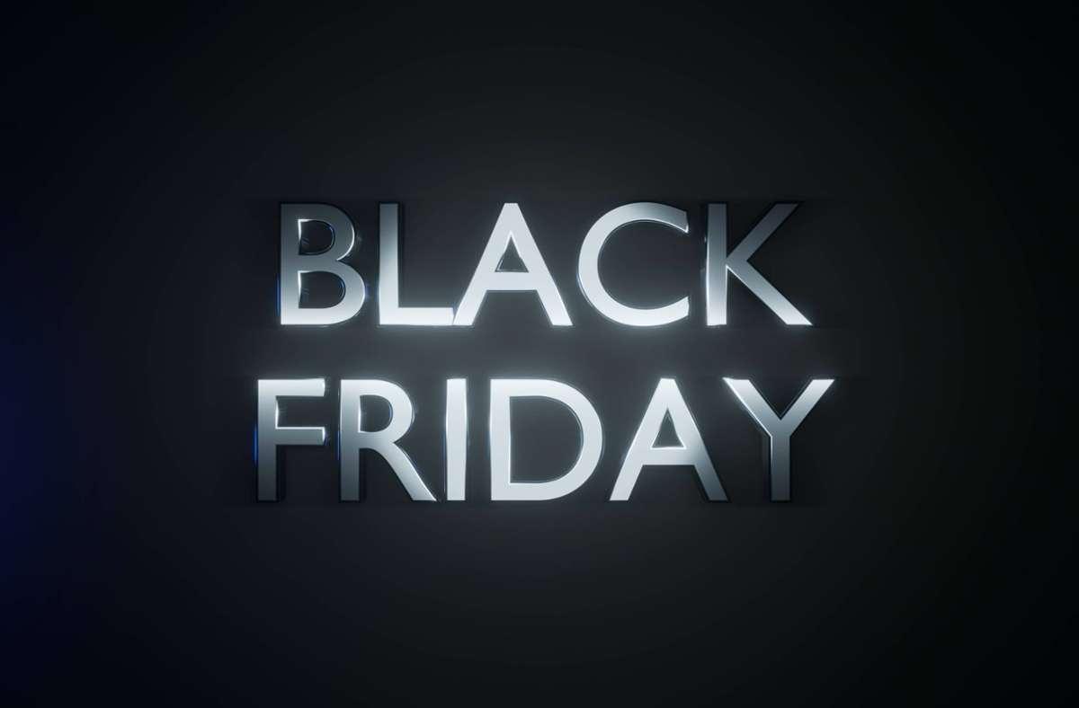 Black Friday (Symbolbild) Foto: imago images/Shotshop/Spectra via www.imago-images.de