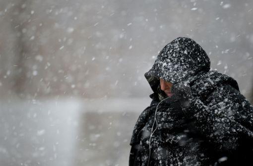 Meteorologen erwarten mehrwöchige Kältewelle