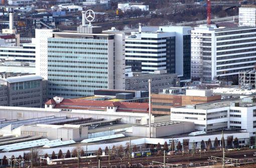 Mercedes-Mitarbeiter wählen rechte Betriebsräte