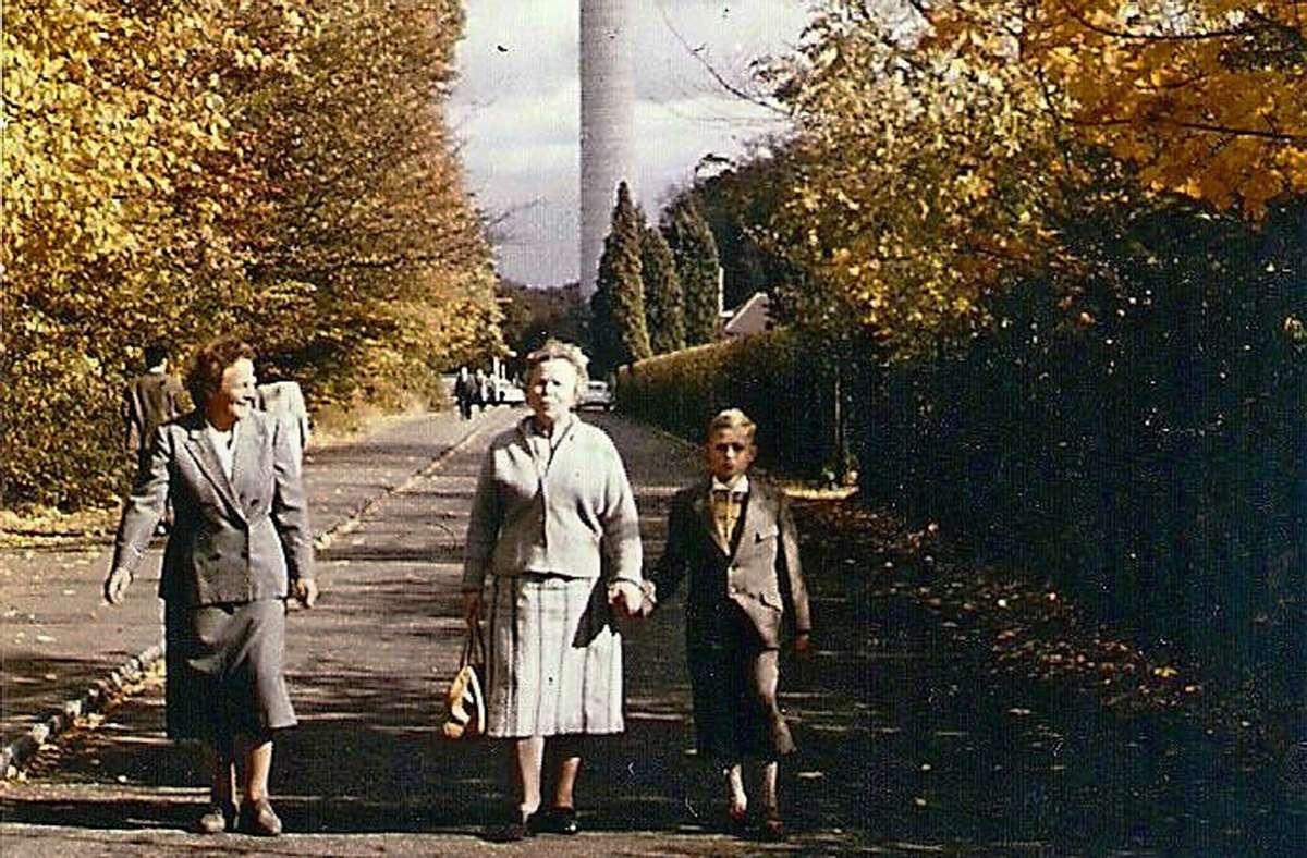 Vier  Leser dachten, auf diesem Foto sich oder Verwandtschaft zu erkennen. Foto: Thomas Mack
