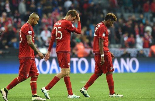 FC Bayern verpasst Champions-League-Finale