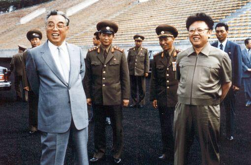 Der lächelnde Diktator