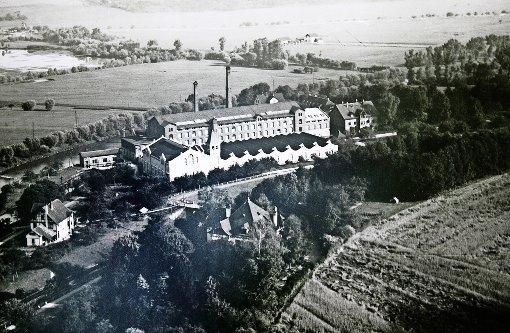Wolle aus Kilossa wird am Neckar zu Garnen