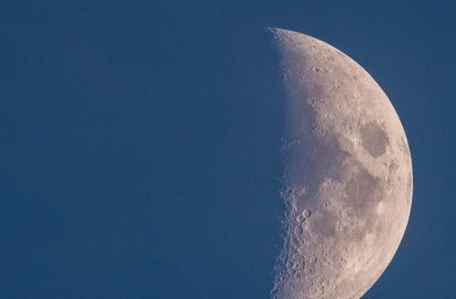 Russland und China planen gemeinsame Mondmissionen