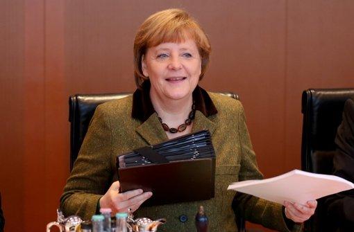 Bundeskanzlerin Angela Merkel will keine weiteren Kostenüberraschungen erleben. Foto: dpa