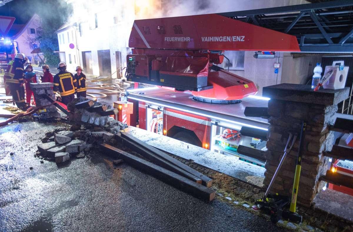 Ermittler schätzen den Schaden auf mehrere Hunderttausend Euro. Foto: 7aktuell.de/Simon Adomat