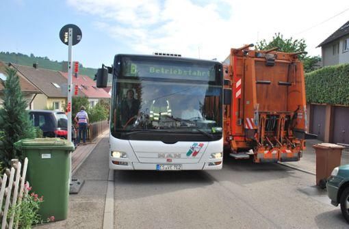 Neue Umfrage zur Interimsbuslinie 109