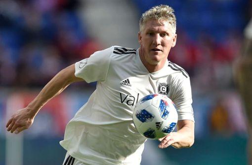"""""""Fußballgott"""" Bastian Schweinsteiger will Trophäe mit Chicago"""