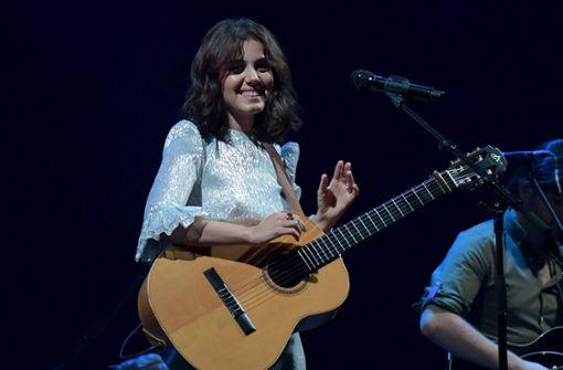 Katie Melua spielt in  Stuttgart