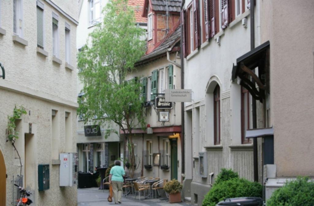 Führung in Bad Cannstatt: Durch die Gassen der Altstadt