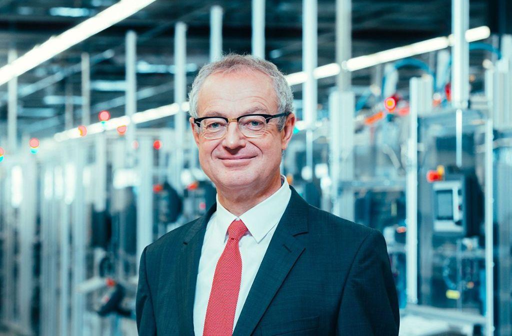 Familienunternehmer Harald Marquardt will    in Deutschland massiv Arbeitsplätze reduzieren. Foto: Marquardt