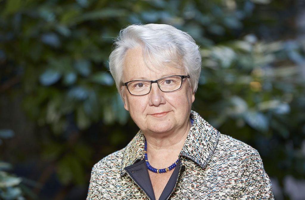 Die Amtszeit von Botschafterin Annette Schavan in Rom neigt sich dem Ende zu Foto: Deutsche Botschaft am Heiligen Stuhl