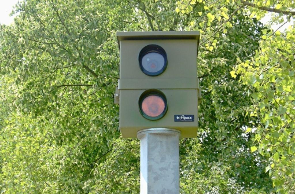 Geschwindigkeitsverstöße wurden in Filderstadt nicht immer geahndet. Foto: Archiv Vollmer