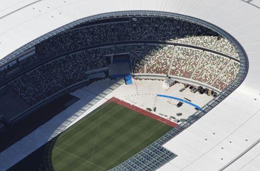 Tausende japanische Fans bei Olympia erlaubt