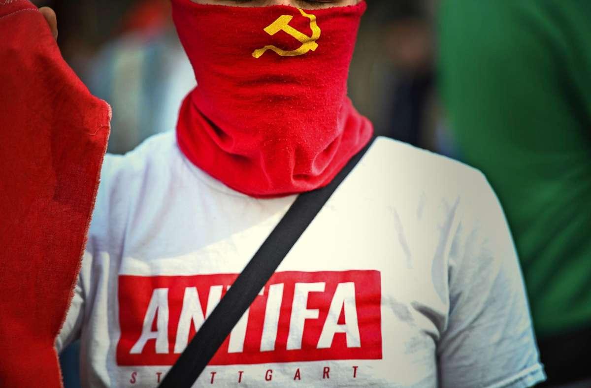 Eine Vertrauensperson der Stuttgarter Polizei hat offenbar  Verbindungen zur Antifa-Szene. Foto: Lichtgut/Max Kovalenko