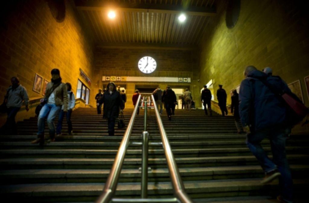 Ob das ausstehende  Brandschutzkonzept auch den weiteren Bauablauf für den Stuttgart-21-Tiefbahnhof beeinträchtige, dazu äußert sich das Kommunikationsbüro nicht. Foto: Lichtgut/Max Kovalenko