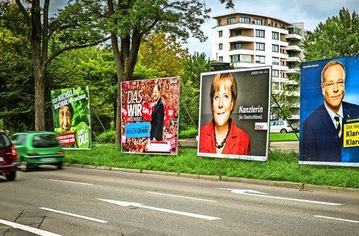 CDU setzt beim Stimmenfang auf  Größe
