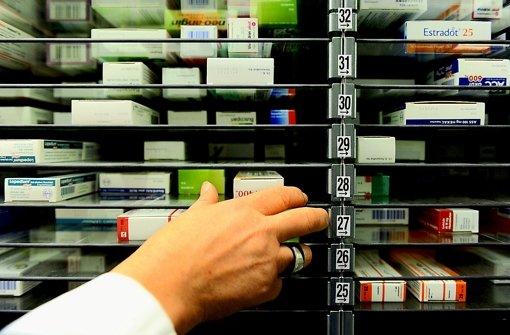 Krankenhäuser müssen manchmal zu lange auf ein Medikament warten. Foto: dpa