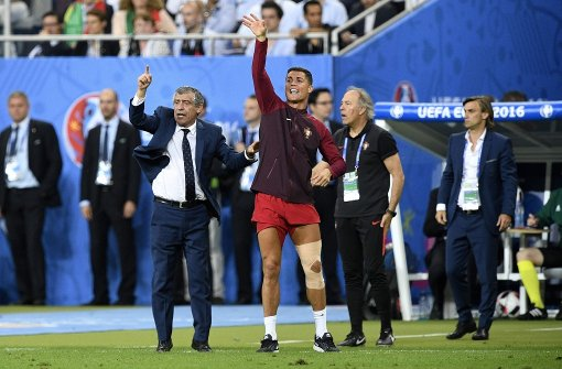 Ronaldo coacht Portugal zum Sieg