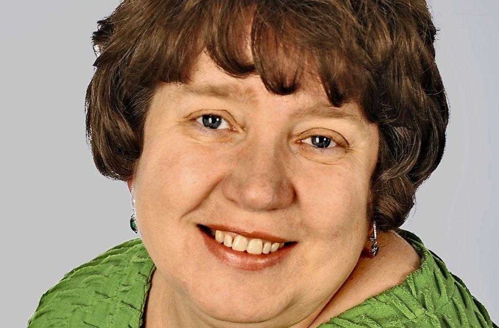 Doreen Halm ist Vorsitzende des Gesamtelternbeirats der Stuttgarter Schulen. Foto: privat