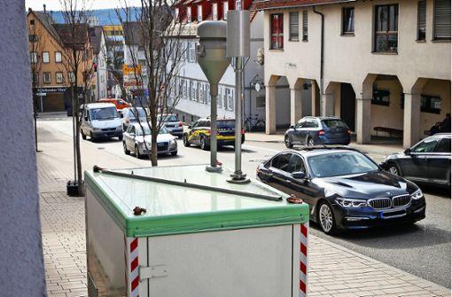 Holt  sich Stuttgart  die Messstation?