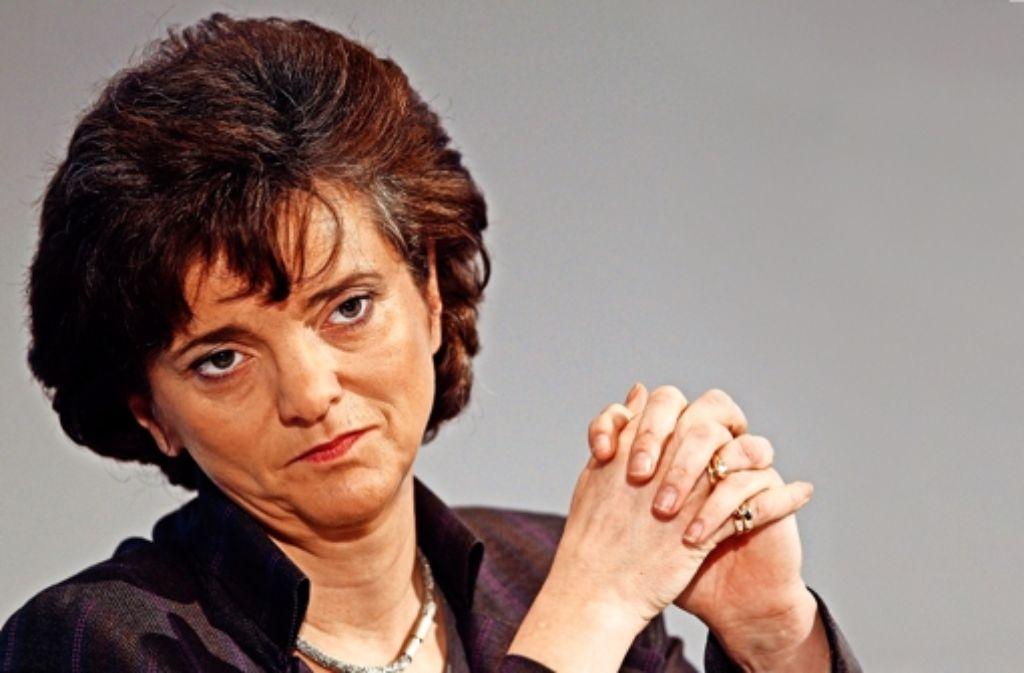 Manuela Better ist nach einem Streit mit dem Bund zurückgetreten. Foto: Getty