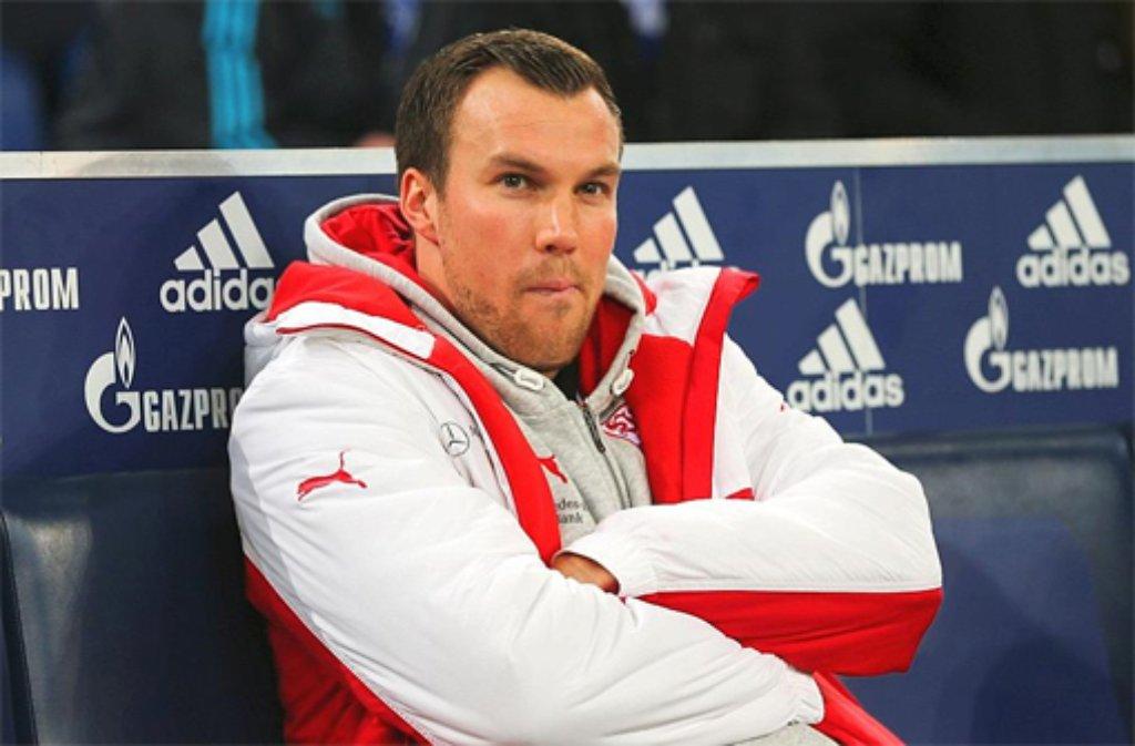 Seit dem Spiel beim FC Ingolstadt ist Kevin Großkreutz bei Spielen des VfB zum Zuschauen verdammt. Foto: Bongarts