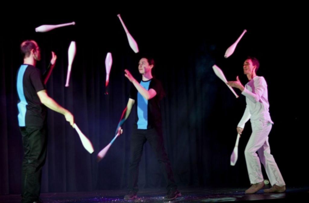 Wie hier bei der Convention im Jahr 2010, darf sich das Publikum bei der Gala-Show wieder auf artistische Leckerbissen freuen. Foto: Rudel/Archiv