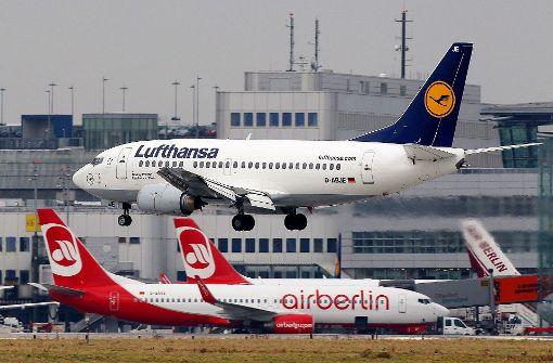 Lufthansa unterschreibt Kaufvertrag