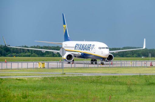 Ryanair-Maschine muss in Thessaloniki notlanden
