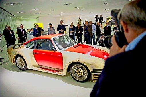 Porsche lüftet Geheimnisse