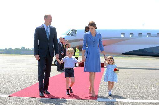 Prinz William wird zum dritten Mal Vater