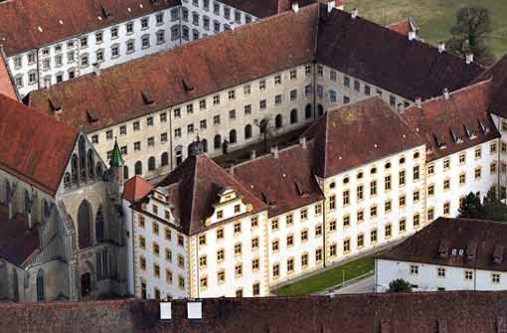 Das Eliteinternat Salem: Günther Oettinger hat sich gerne in Kuratorien solcher Einrichtungen berufen lassen. Foto: dpa