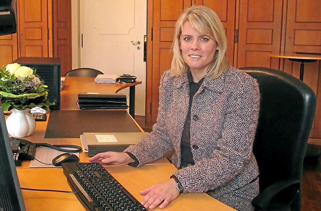 Die bisherige Hechinger Bürgermeisterin Dorothea Bachmann soll in den Ruhestand geschickt werden. Foto: dpa