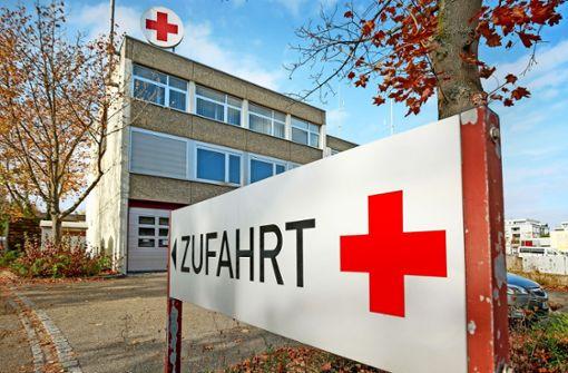 Feuer unterm Dach des Roten Kreuzes