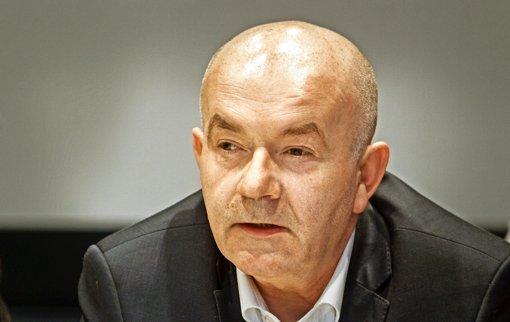 Detlev Zander ist über die Korntaler Verantwortlichen verärgert. Foto: factum/Granville