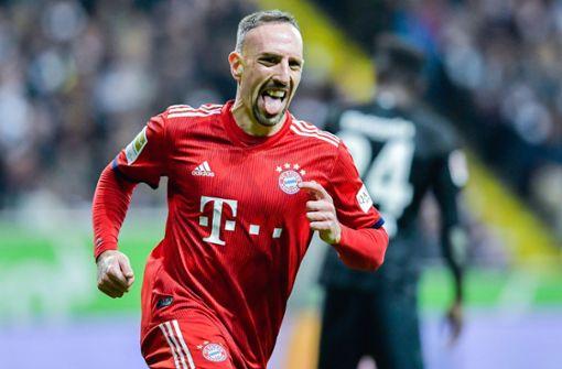 Jetzt rastet Franck Ribéry völlig aus