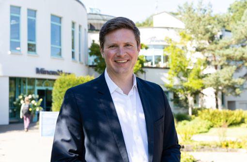 Florian Toncar feiert Wahlerfolg