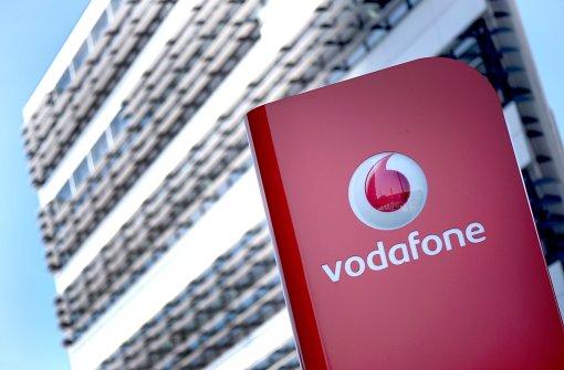 Störungen im Vodafone-Kabelnetz