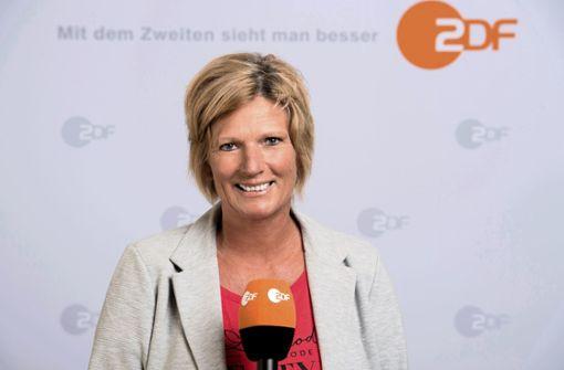 Polizei ermittelt nach Beleidigungen gegen ZDF-Kommentatorin Neumann