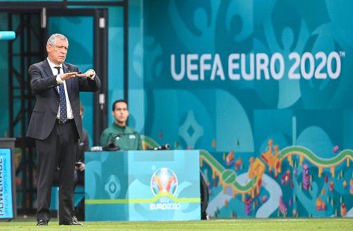 Portugal-Trainer Fernando Santos lobt DFB-Team