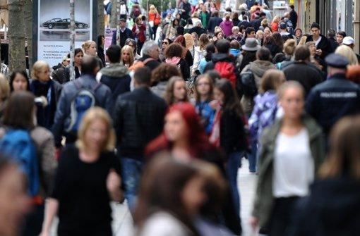 Stuttgart hat mehr Einwohner