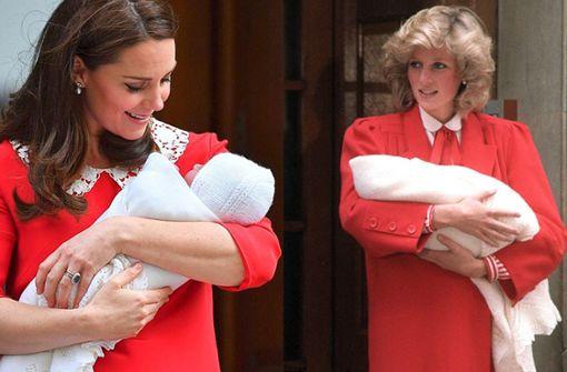 """Der """"Royal Baby""""-Tradition verpflichtet"""