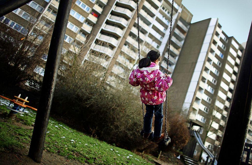 Kinderarmut bedeutet häufig einen Verlust an Teilhabe (Symbolbild). Foto: dpa