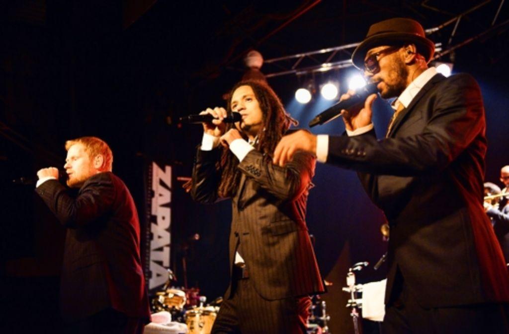 Seeed und andere Popstars haben ihre Songs im  Zapata getestet. Foto: Schönebaum